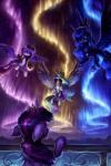 2014 assasinmonkey aurora_borealis balcony blue_eyes blue_hair crown equine female flying friendship_is_magic gold group hair horn mammal multicolored_hair my_little_pony necklace outside princess_cadance_(mlp) princess_celestia_(mlp) princess_luna_(mlp) purple_eyes purple_hair royalty sky sparkles twilight_sparkle_(mlp) winged_unicorn wings   Rating: Safe  Score: 12  User: 2DUK  Date: May 30, 2014