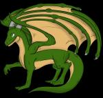 claws dragon feral green_skin hi_res horn male reptile scalie smile solo wings youmadsinRating: SafeScore: 1User: youMadsinDate: August 15, 2018