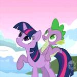 animated avian bird dragon edit equine female feral flying friendship_is_magic horn male mammal my_little_pony spike_(mlp) superedit twilight_sparkle_(mlp) unicorn vore   Rating: Safe  Score: 18  User: Robinebra  Date: May 27, 2015