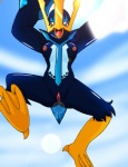 anthro avian breasts empoleon female nintendo pokémon pokémorph pussy solo unknown_artist video_games  Rating: Explicit Score: 2 User: 1cpu Date: March 03, 2012