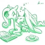 2015 asriel_dreemurr book boss_monster caprine crossover duo equine feral fluttershy_(mlp) food friendship_is_magic goat hi_res mammal monster my_little_pony pegasus pie rwl sleeping sound_effects undertale video_games wings zzz  Rating: Safe Score: 5 User: slyroon Date: December 03, 2015