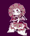 blush brooch eyelashes fangs female flora_fauna flower freckles mangneto plant plants_vs_zombies purple_theme smile solo sunflower vampire  Rating: Safe Score: 2 User: ROTHY Date: March 07, 2016