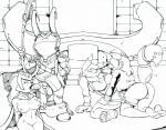 anthro black_widow breasts canine digimon fellatio female female/female fox jenny krystal loki_(marvel) male male/female mammal marvel monochrome nintendo nude oral penis renamon scarlet_witch sex slippy_toad star_fox video_games yawg   Rating: Explicit  Score: 5  User: hoppy  Date: December 18, 2013