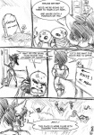 black_and_white charmander clothed clothing comic death dialog english_text female kakuna monochrome nintendo pokémon s'zira s-nina text video_games   Rating: Safe  Score: 3  User: NotMeNotYou  Date: March 19, 2013