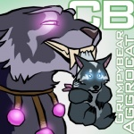 ambiguous_gender bear cute druid duo feline magic_user mammal size_difference tigrin tribal_spellcaster video_games warcraft world_of_warcraft   Rating: Safe  Score: 7  User: toboe  Date: July 20, 2013