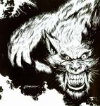 2011 angry anthro black_and_white bust_portrait canine clenched_teeth detailed fangs ferals(comic) fluffy hi_res looking_at_viewer male mammal monochrome nightmare_fuel official_art portrait rage scary sharp_teeth solo teeth unknown_artist were werewolf  Rating: Safe Score: 1 User: Vanzilen Date: October 01, 2015