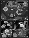 anthro bluebean caterpie comic dialogue eeveelution garden_of_eden greyscale hi_res mawile monochrome nintendo plusle pokémon pumbloom sneasel sylveon text trubbish video_games violence whismurRating: SafeScore: 2User: bluebeanmewDate: June 10, 2016
