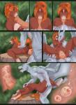 balls breasts comic cum cum_in_pussy cum_inside dragon equine eyes_closed female horn horse impregnation interspecies kitty_silence lying male mammal nipples oral orgasm penetration penis sex standing vaginal vaginal_penetration   Rating: Explicit  Score: 32  User: LoveIsThePrice  Date: March 02, 2015