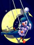 anthro areola armpits barefoot breasts clown elpatrixf female hi_res looking_at_viewer mime_jr. moon nintendo nipples nude open_mouth pokémon smile solo star swinging tongue video_gamesRating: QuestionableScore: 8User: daYzeDate: August 05, 2015