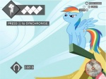 4:3 assassin's_creed blue_feathers blue_fur crossover cutie_mark equine feathers female feral friendship_is_magic fur hair mammal minimap multicolored_hair my_little_pony pegasus pink_eyes rainbow_dash_(mlp) rainbow_fur rainbow_hair solo unknown_artist video_games wings  Rating: Safe Score: 3 User: RenaDyne Date: April 29, 2011