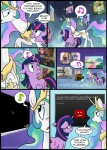 2013 comic crown cutie_mark dialogue english_text equine female feral friendship_is_magic gold_(metal) hair horn mammal multicolored_hair my_little_pony necklace princess princess_celestia_(mlp) rarity_(mlp) royalty sophiecabra text twilight_sparkle_(mlp) unicorn winged_unicorn wings youtube  Rating: Safe Score: 12 User: 2DUK Date: February 18, 2013
