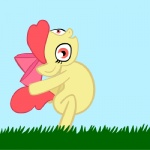 animated apple_bloom_(mlp) bow_tie cub equine female friendship_is_magic horse mammal my_little_pony pony running young  Rating: Safe Score: 2 User: Kholchev Date: June 23, 2012