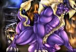 balls behemoth big_balls big_penis chest_tuft city claws cock_ring destruction ear_piercing erection fangs final_fantasy fur horn humanoid_penis male monster muscular nude penis piercing solo tuft uncut video_games xilrayne yellow_eyes  Rating: Explicit Score: 10 User: Pasiphaë Date: January 23, 2016
