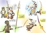 bikini cat checa dagger feline female karin leap mammal polearm spear swimsuit sword tetetor-oort translation_request weapon wessel   Rating: Safe  Score: 1  User: DSR1337  Date: April 23, 2014