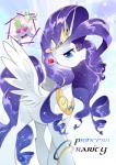2014 <3 <3_eyes blue_eyes bracelet crown dragon ear_piercing equine female feral friendship_is_magic fur hair horn jewelry long_hair looking_at_viewer mammal my_little_pony open_mouth piercing princess purple_hair rarity_(mlp) royalty smile spike_(mlp) white_fur winged_unicorn wings yuki-zakuro   Rating: Safe  Score: 15  User: EurynomeEclipseVII  Date: May 01, 2014