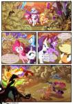2015 absurd_res applejack_(mlp) blue_feathers blue_fur changeling comic equine feathers female feral fight fluttershy_(mlp) friendship_is_magic fur group hair hi_res horn horse luke262 magic male mammal multicolored_hair my_little_pony pegasus pinkie_pie_(mlp) pony rainbow_dash_(mlp) rainbow_hair rarity_(mlp) tirek_(mlp) twilight_sparkle_(mlp) unicorn winged_unicorn wings  Rating: Safe Score: 4 User: 2DUK Date: October 27, 2015