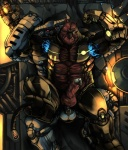 abs anal balls bovine cum cum_in_ass cum_inside cybernetics cyborg erection glowing kiryu machine male male/male mammal minotaur penis precum rhinoceros robot sex sweat vein  Rating: Explicit Score: 13 User: CatBox Date: April 27, 2013