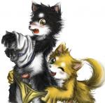 anthro canine cerb0980 clothing cub cute fur gay green_eyes kemono male mammal open_mouth penis pixiv plain_background teeth underwear undressing white_background yellow_eyes yellow_fur young   Rating: Explicit  Score: 2  User: terminal11  Date: January 29, 2014