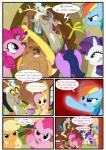 2014 absurd_res applejack_(mlp) beverage blue_fur comic cup dialogue discord_(mlp) draconequus english_text equine female feral fluttershy_(mlp) food friendship_is_magic fur group hair hi_res horn horse luke262 male mammal multicolored_hair my_little_pony pegasus pinkie_pie_(mlp) pony rainbow_dash_(mlp) rainbow_hair rarity_(mlp) tea tea_cup text twilight_sparkle_(mlp) unicorn winged_unicorn wings  Rating: Safe Score: 4 User: 2DUK Date: October 27, 2015