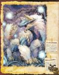 ambiguous_gender blue_scales capcom claws cub cute fanged_wyvern fur grass horn monster_hunter official_art scalie video_games white_fur wyvern yellow_eyes yellow_scales young zinogre   Rating: Safe  Score: 1  User: e17en  Date: April 20, 2015
