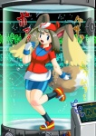 clothing edmol eevee female laboratory lopunny may_(pokemon) nintendo pokémon shorts transformation video_games   Rating: Safe  Score: 5  User: PheagleAdler  Date: January 26, 2012