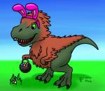 2015 basket dinosaur easter easter_basket egg fake_ears fake_rabbit_ears feathers grass holidays reptile scalie sen-en solo tyrannosaurus_rex  Rating: Safe Score: 2 User: SenGrisane Date: March 21, 2015