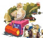2017 abs anthro clothed clothing clouded_leopard collar feline fur getting_over_it_with_bennett_foddy hoodie leopard likulau male mammal muscular nekojishi simple_background spots tattoo wolfmalroRating: SafeScore: 4User: Rysaerio-MisoeryDate: December 29, 2017