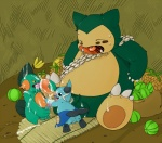 anus argon_vile balls cum cum_in_mouth cum_inside dewott fellatio gay male mammal marshtomp masturbation mustelid nintendo oral oral_sex otter pokémon sex size_difference snorlax video_games   Rating: Explicit  Score: 5  User: slyroon  Date: August 24, 2013