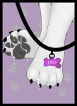 ambiguous_gender anthro canine comic cum cum_on_feet dog_tags feet foot_fetish footjob handjob hindpaw kizu mammal paw_fetish paws sabuteur solo toes wolf  Rating: Explicit Score: 6 User: Arcturus Date: April 28, 2010""