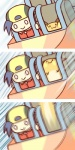 :3 :> blue_hair comic fast gold_(pokemon) hair hat human male motion_blur mouse nintendo pokémon raichu rairai-no26-chu rodent roller_coaster video_games   Rating: Safe  Score: 12  User: AnacondaRifle  Date: June 26, 2013