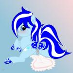 anus blush butt cutie_mark diaper earth_pony equine fan_character female feral half-closed_eyes hi_res horse lying mammal my_little_pony pony presenting pussy pussy_juice smile solo spoonzebra  Rating: Explicit Score: 7 User: Alex456po Date: September 28, 2015