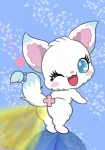 blue_eyes butt cute defecating fart fur gas jewelpet kemono larimar mammal one_eye_closed open_mouth polar_fox solo unknown_artist white_fur   Rating: Explicit  Score: -4  User: KemonoLover96  Date: March 12, 2015
