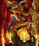 anal auction blowjod canine cum dangerously_close_to_fire dragon fellatio fox furaffinity gangbang group group_sex halloween handjob helaviskrew holidays male male/male mammal muscular niko oral penis sex treesome wolf ych  Rating: Explicit Score: 10 User: HelavisKrew Date: October 28, 2015
