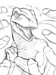 ambiguous_gender blush dinosaur faceless_male gotobeido group group_sex human male mammal orgy penis penis_everywhere raptor scalie sex teeth  Rating: Explicit Score: 1 User: Neitsuke Date: November 26, 2015