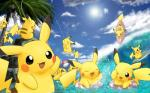 cute day eyes_closed female fishing happy male nintendo one_eye_closed open_eyes outside pemyu pikachu playing pokémon sun surfing surprise sweat video_games water wink   Rating: Safe  Score: 3  User: Luminocity  Date: April 21, 2014