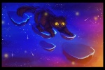 ambiguous_gender asteroid black_fur cat cautious colorful curiosity cute feline feral feyrah fur heliopause mammal momo_the_cat path persian_cat shooting_star space star stepping_stones sunrise sunset trepidation yellow_eyes yellow_sclera  Rating: Safe Score: 7 User: Anomynous Date: June 05, 2011