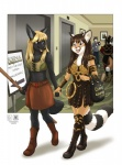 2015 anthro armor azula blonde_hair boots brown_hair canine clothing comic conditional_dnp convention cosplay dog elevator female footwear fox gabrielle genet group hair hotel husky kacey male mammal nerd purple_eyes ringtail tani_da_real viverrid weapon wolf xena  Rating: Safe Score: 7 User: Wadxxx Date: October 09, 2015