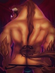 beast_(disney) beauty_and_the_beast big_muscles butt clothing disney frozenblueness hair jockstrap male mooning muscles muscular muscular_male solo tattoo tramp_stamp underwear  Rating: Questionable Score: 17 User: drafan5 Date: July 12, 2013