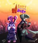 anthro biped clothing collaboration costume crossover duo dust:_an_elysian_tail dust_(character) equine friendship_is_magic halloween holidays hooves horn horse mammal my_little_pony parasprite_(mlp) pony princess_cadance_(mlp) sakuracheetah shining_armor_(mlp) suzumaru toriel_(undertale) undertale unicorn video_games winged_unicorn wings  Rating: Safe Score: 2 User: Burgerpants Date: October 31, 2015