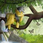 2015 arthropod butterfly chanceyb cutie_mark daring_do_(mlp) equine eyes_closed feathered_wings feathers female feral forest friendship_is_magic fur grey_hair hair hat insect mammal my_little_pony nature outside pegasus sleeping solo spread_wings tree waterfall wings yellow_feathers yellow_fur  Rating: Safe Score: 6 User: ConsciousDonkey Date: February 03, 2016