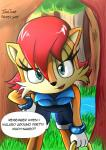 4_fingers anthro archie_comics female half-closed_eyes hi_res jumpjump mammal ring rodent sally_acorn solo sonic_(series) squirrel   Rating: Questionable  Score: 9  User: JUMPJUMP  Date: May 05, 2015