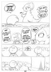 2017 angry angry_face anon anthro battle_ready black_and_white comic cracking_knuckles crowd determined dialogue english_text eyelashes female frown group half-closed_eyes hat horn human male mammal monochrome nidoqueen nintendo outside pokémon pokémon_(species) queenie_(shoutingisfun) shoutingisfun sound_effects standing tagme text top_hat video_games worriedRating: SafeScore: 11User: DeadEndFriendDate: November 17, 2017