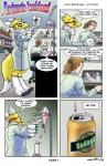 2014 anthro canine comic dialog digimon english_text eyewear female fox goggles henbe human lab male mammal renamon science smile text   Rating: Safe  Score: 9  User: Robinebra  Date: February 16, 2014