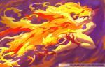 2017 alanscampos anthro beak breasts digital_media_(artwork) female fire legendary_pokémon moltres nintendo nipples nude pokémon pokémon_(species) smile solo video_gamesRating: QuestionableScore: 14User: MillcoreDate: November 18, 2017