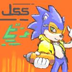 anthro clothing crossover earbuds jacket misterhinotori sonic_(series) sonic_the_hedgehog spraypaint traditional_media_(artwork) video_games   Rating: Safe  Score: 2  User: Swamp  Date: April 23, 2015