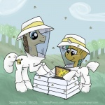 2013 bee beekeeper castle-mania equine family father friendship_is_magic headcanon horn horse male my_little_pony parent pony smudge_proof snails_(mlp) son spoiler unicorn   Rating: Safe  Score: 4  User: Smudge_Proof  Date: November 30, 2013