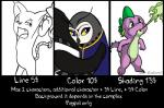 avian beak blue_eyes caluriri digimon dragon english_text fenghuang friendship_is_magic gatomon green_eyes kung_fu_panda my_little_pony open_mouth owl purple_scales spike_(mlp) text   Rating: Safe  Score: -10  User: metalslayer777  Date: April 05, 2014