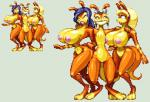 2015 alpha_channel angry anthro areola big_breasts blonde_hair blue_hair breasts casetermk clothing daxter ear_piercing eyewear female fur gloves goggles group hair huge_breasts jak_and_daxter low_res male mammal mustelid nipples nude open_mouth orange_fur ottsel piercing simple_background smile standing taryn teeth tess_(jak_and_daxter) transparent_background video_games  Rating: Questionable Score: 5 User: Kyubii Date: December 03, 2015