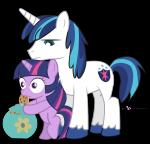 2015 blue_eyes cookie cutie_mark dm29 duo equine female food friendship_is_magic horn jar male mammal my_little_pony shining_armor_(mlp) sibling twilight_sparkle_(mlp) unicorn young  Rating: Safe Score: 8 User: 2DUK Date: November 08, 2015