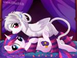 duo equine female female/female friendship_is_magic holidays horn mammal my_little_pony socks unicorn valentine's_day vanille913   Rating: Questionable  Score: 5  User: LexiSoftpaw  Date: February 14, 2015